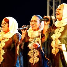 Sudan's top girl band eyes world tour 45 years on