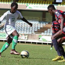 Kenya Under – 20 Beaten by AFC Leopards
