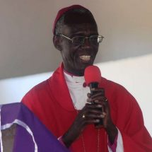 A new Anglican Archbishop to be picked on Friday