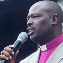 Jackson Ole Sapit elected new ACK Archbishop to replace Wabukhala