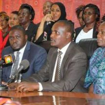 Jubilee, CORD Finally Agree on IEBC Stalemate