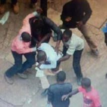 Nation Media Manager Beaten by CORD Protesters