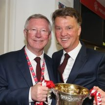 Open Letter, Van Gaal thanks united fraternity after his sack