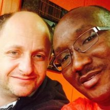 Kenyan Man weds his gay partner in USA