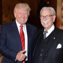Donald Trump's former butler to be investigated after calling for Obama's execution.