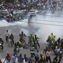 Government to Name Countries Sponsoring CORD Protests