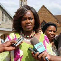 Nyeri Woman rep receives her bundle of joy after 17 years