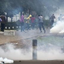 Shot CORD Protesters  narrate Shocking Ordeals
