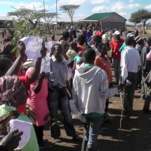 A Standard Four pupil impregnated  by a teacher in Laikipia county