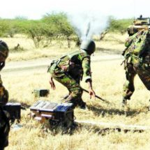 KDF  overpower Al Shabaab in Fresh Ambush