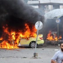 ISIL bombs rock Assad-held cities