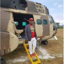 Dreams are valid, Sonko expresses his desire to fly in Airforce 1