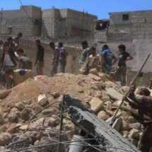 224 people killed in first week of Ramadan in Syria