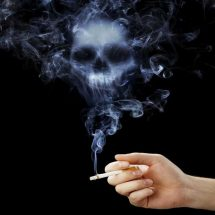 Effects of smoking on your body