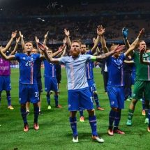 England Humiliated by Iceland, Coach retires