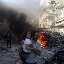 Syria campaign death toll in double figures