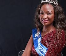 How Miss Tourism Mombasa won Vihiga audience with her powerful message