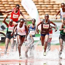 The Africa athletics team shifts base to Moi, Kasarani