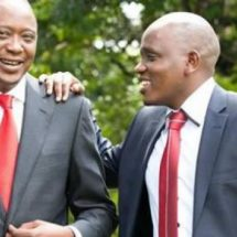 President Kenyatta sends home directors unceremoniously