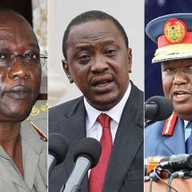 President Uhuru fires David Kimaiyo, Karangi takes over as KAA chair