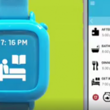 Smart watch for only kids developed