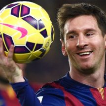 Barcelona star Lionel Messi jailed for 21 months