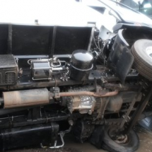 One person died,six critically injured in Kirinyaga accident