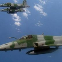 70 Dead, KDF Fighter Jets Strike El Adde