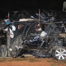 The grisly face of accidents which have been claiming people's souls