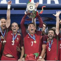 Unlikely goal source tickled fans heart as Portugal beat France