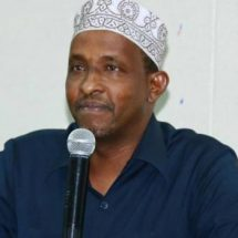 Duale's Bodyguard Shot and his Gun robbed