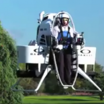 Jetpack to bring new experience in golf course