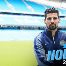 Manchester City confirms signing Nolito from Celta Vigo
