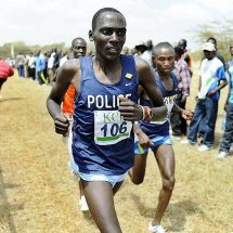 Athlete, Kisorio points finger at locals