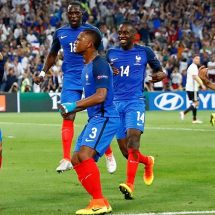 France nail Germany 2-0  in Euro 2016 semis.