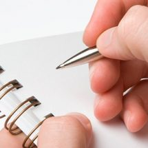 Minutes writing tips