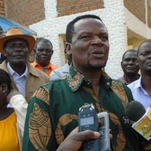 Another MP quits ODM, rallies others to exit