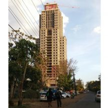 Kenya's Tallest Building sets off its Operations