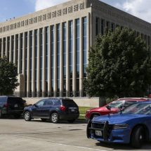 Three people dead after shooting at US courthouse