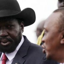 Trouble arise over Uhuru's Statement with South Sudan