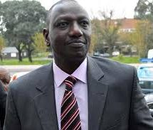 Deputy President Ruto's Brother passed on