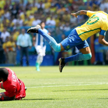 Brazil cruise past Honduras to finals after entertaining 6-0 win