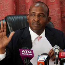 Pass the report as it is, Duale tells Jubilee MPs