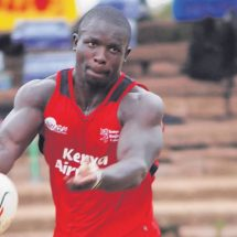 Amonde convinced Rugby gold is Kenya's