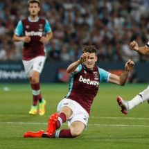 West Ham crashes out of Europa League group stage