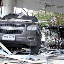 One killed in Blasts that hit southern Thailand's Pattani