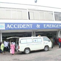 51 pupils at KNH after bus overturns on Lang'ata Road