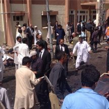 Blast at Quetta hospital after lawyer killed