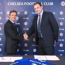Chelsea sign William Hill as betting partner.