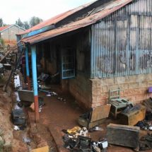 Schools fires: Six students arrested in Nyeri County